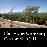 Flat Rope Crossing  Cardwell QLD