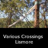 Various Crossings  Lismore